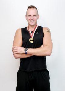 Olimpijczyk Piotr Hojka